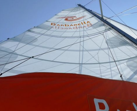 Picture main sail